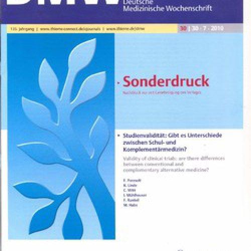DMW Deutsche Medizinische Wochenzeitschrift