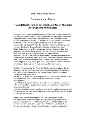Prof  Mutschler Statement Juni 2002