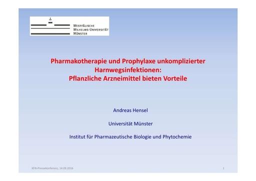 6_Präsentation Prof. Hensel_KFN-PK 14.09.2016