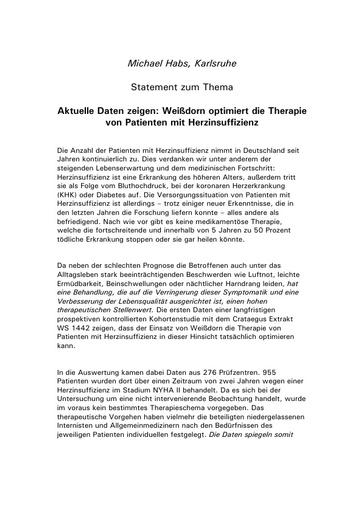 Prof  Habs Statement Juni 2002