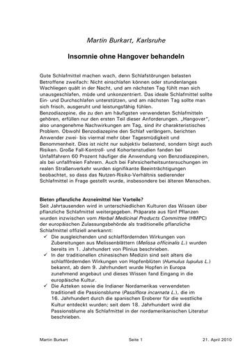 6 Burkart Statement