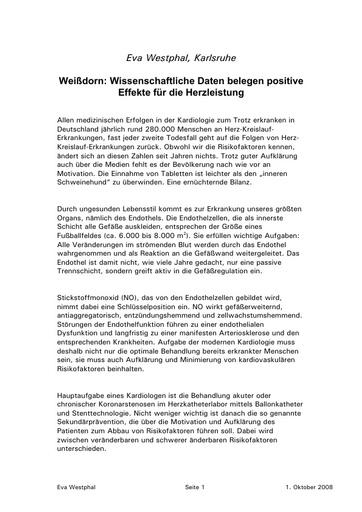 5 Westphal Statement